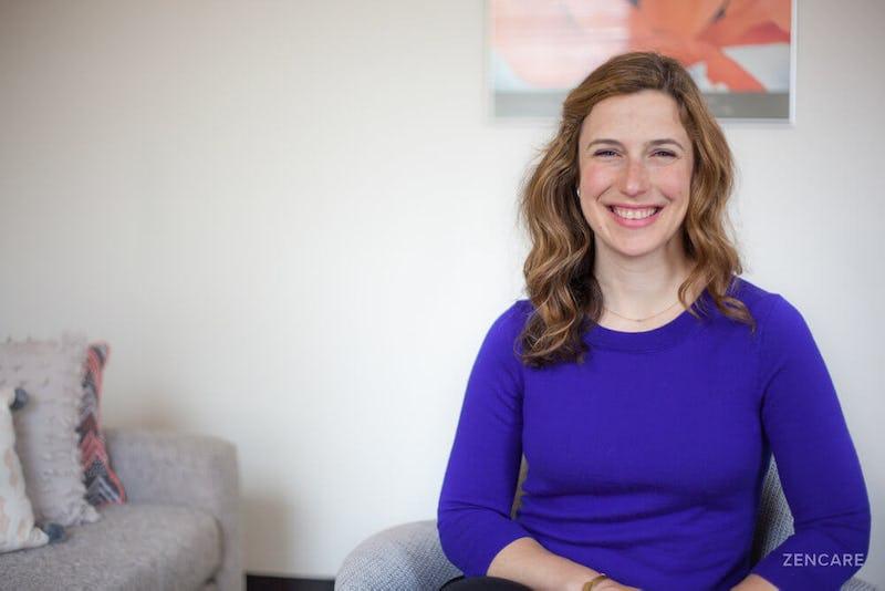#GirlbossTherapists: Dr. Amy Funkenstein, MD