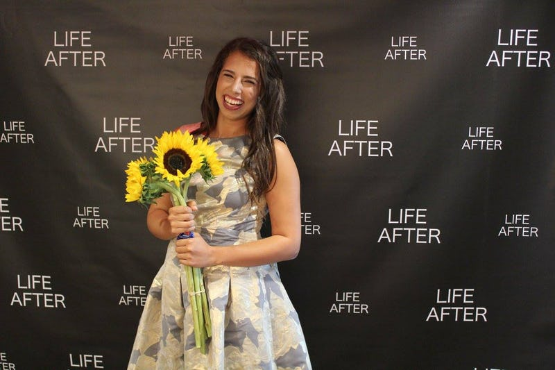 Life after: A survivor's story