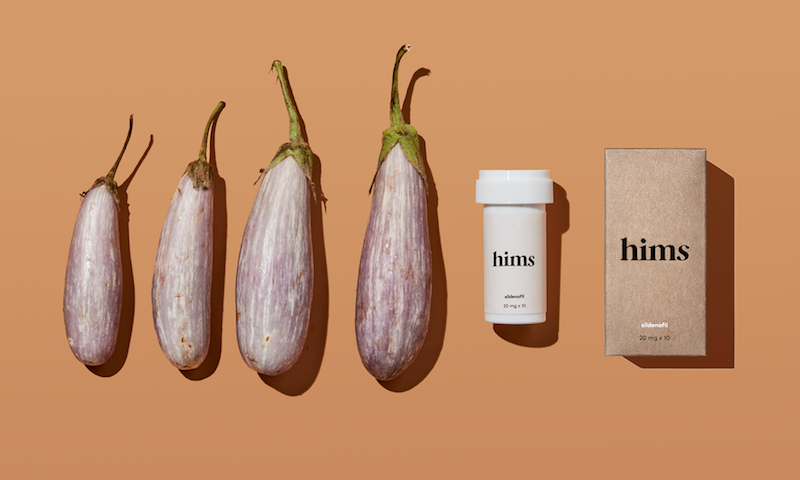 hims is a men's wellness brand where shoppers can purchase ED meds online.