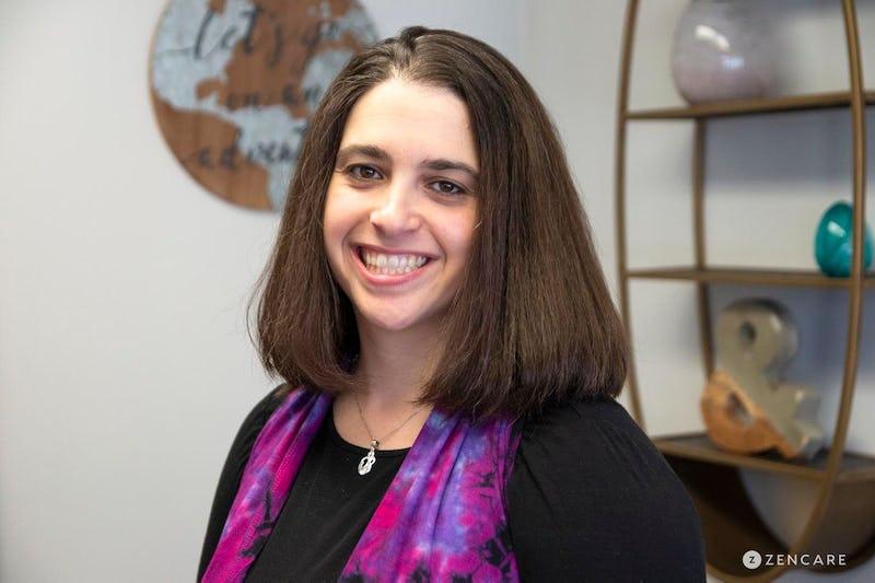 Therapist Interview: Robyn Isman
