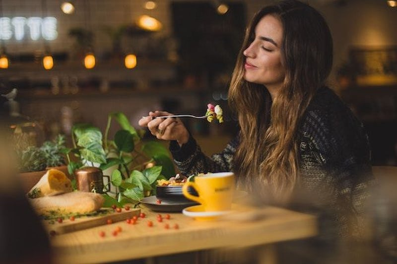 7 Ways to Mindfully Take Charge if Stress Eating Feels Out of Control