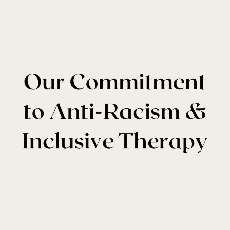 Zencare's Commitment to Anti-Racism and Inclusive Therapy