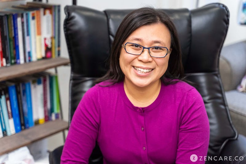 Therapy with Charlene Chan, LCSW-R