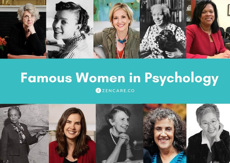 Celebrating Women Leaders in Psychology: Past and Present