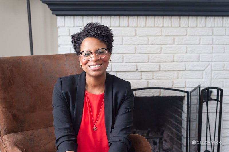 Therapy with Aja Evans, LMHC