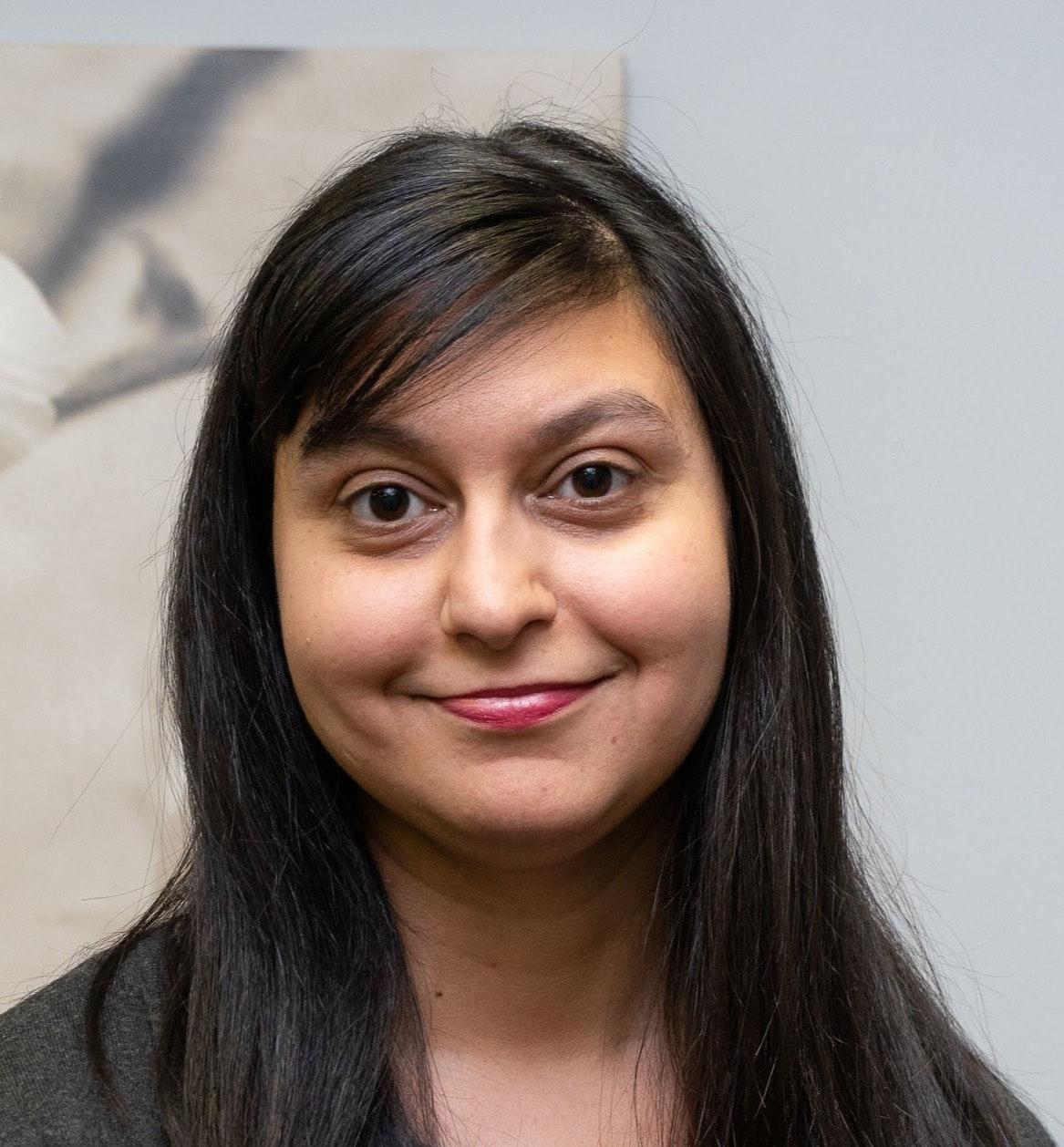Tina Mavalankar