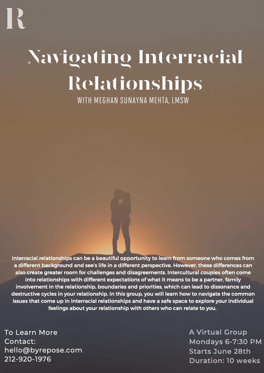 Navigating Interracial Relationships