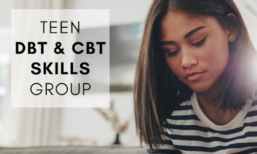 Teen DBT/CBT Skills