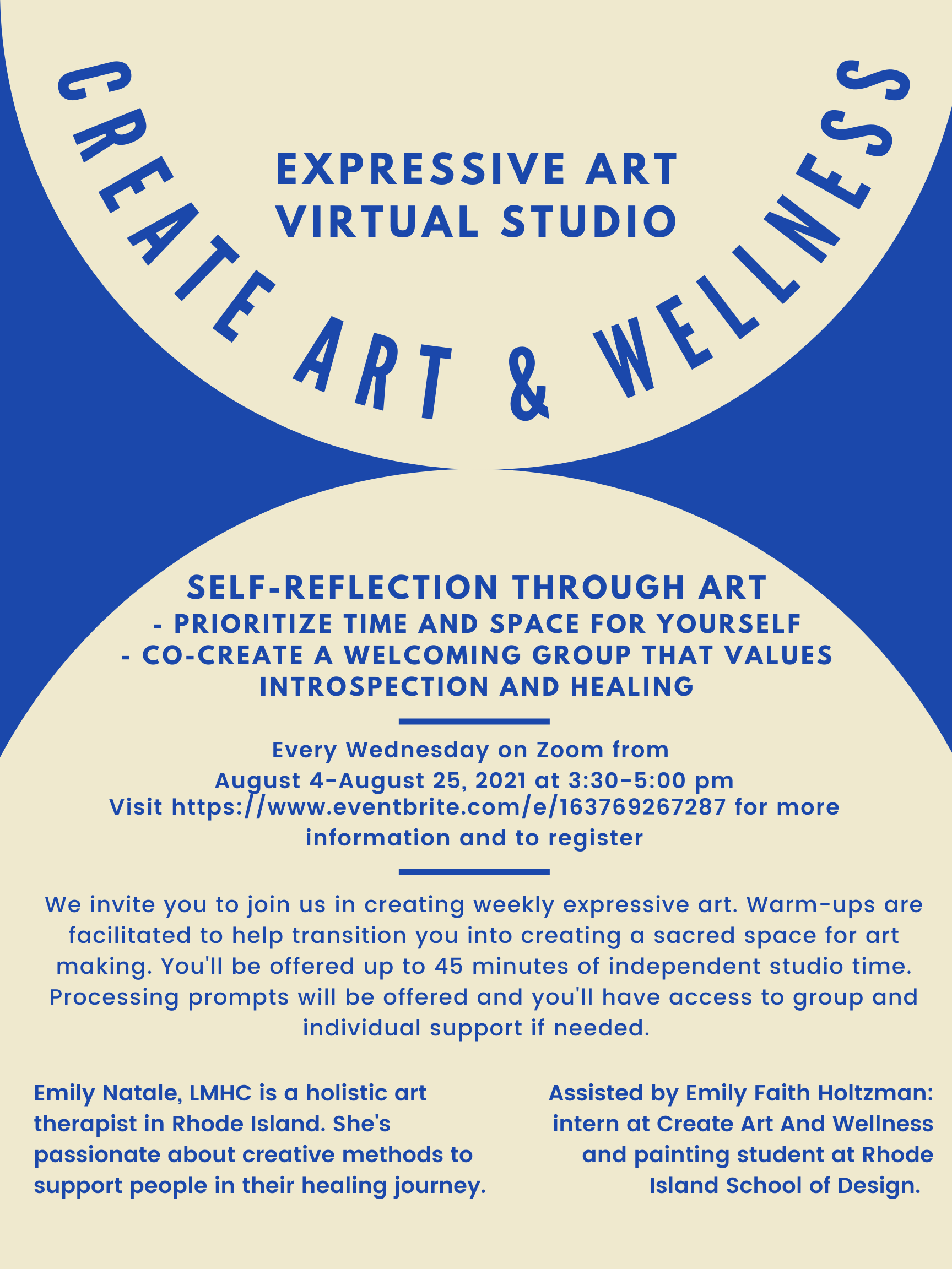Expressive Art Virtual Studio