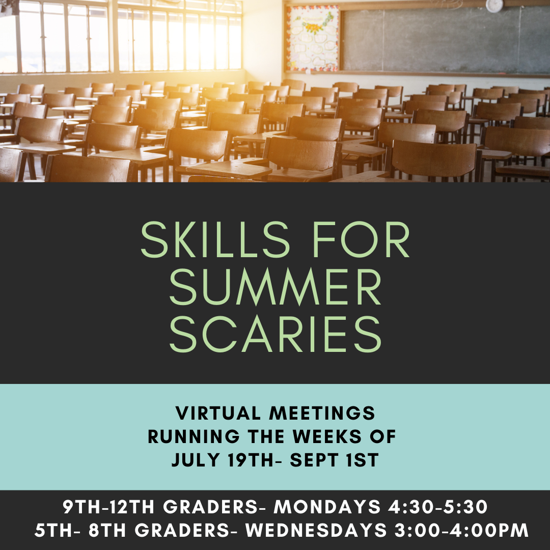 Skills for Summer Scaries